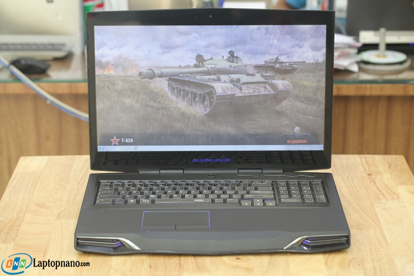 Alienware M17xR3