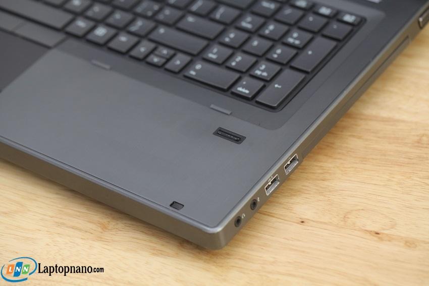 HP EliteBook 8760W