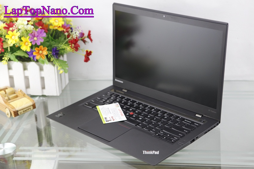 Lenovo Thinkpad X1 Carbon Gen 2-1