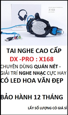 TAI NGHE DX-PRO