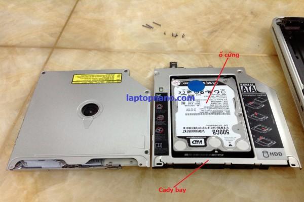 Có nên nâng cấp ổ cứng SSD cho laptop ?