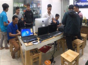 Cửa hàng bán máy tính laptop cũ uy tín tại TPHCM