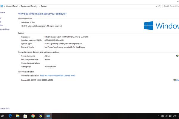 Cách kiểm tra Windows 10 Bản Quyền Hay Crack Chính Xác Nhất