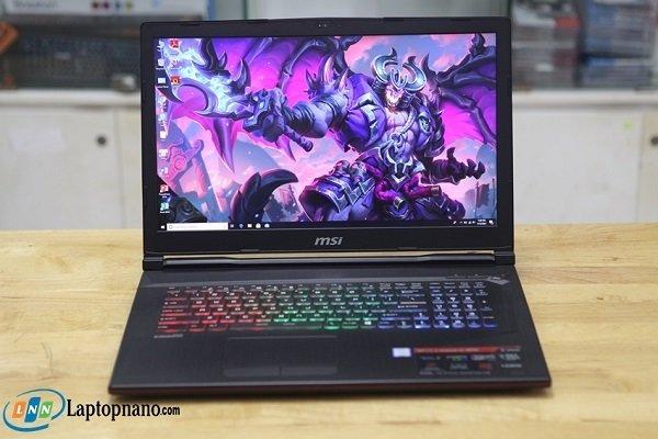 Laptop MSI cũ giá rẻ TPHCM - Máy đẹp 99% tại Laptop Nano