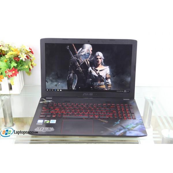 Asus GL552VW (Gaming), Core I5-6300HQ, 2VGA-Card Rời GTX 4gb, Máy Like New 99%, Full Box, Nguyên Zin