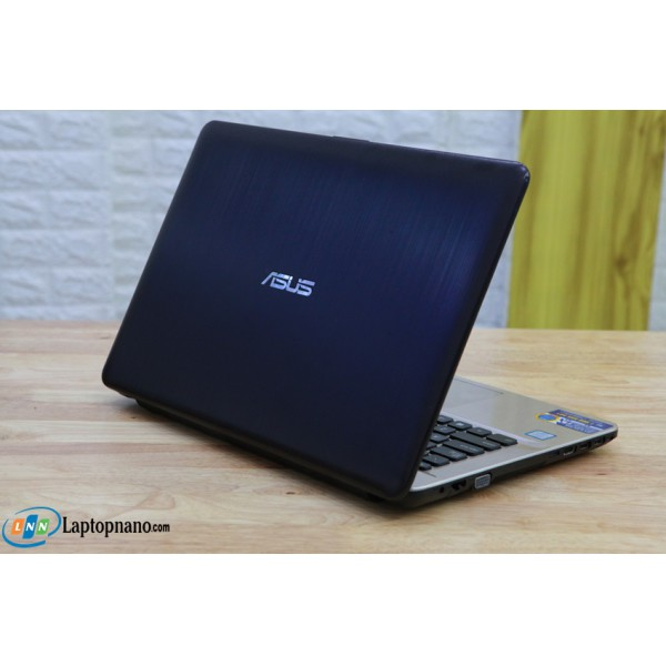 Asus X441UA, Core I3-6100U, Ram 4G-160G SSD, Máy Màu Gold Rất Đẹp 98%