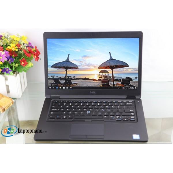 Dell Latitude 5480, Core I5-7300U, Ram 16gb-256 SSD, Máy Rất Đẹp, Đèn Phím, MH Full HD, Nguyên Zin