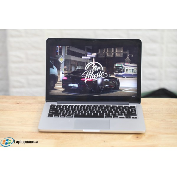 MacBook Pro (Retina, 13-inch, Late 2013, ME865), Core I5-4258U, Máy Rất Đẹp, Nguyên Zin