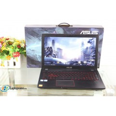 Asus GL553VW (Gaming), Core I7-6700HQ, Ram 8gb-1TB, 2VGA-Card Rời 2gb, Máy Like New, Full Box, Nguyên Zin