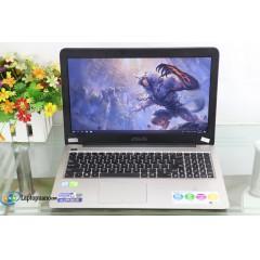 Asus X556URK, Core I5-7200U, MH Full HD, Máy Màu Gold Rất Đẹp 97%, Nguyên Tem Zin