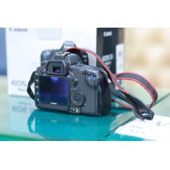 Máy Ảnh Canon EOS 5D Mark II Body FullBox, Máy Đẹp 97%, Nguyên Zin
