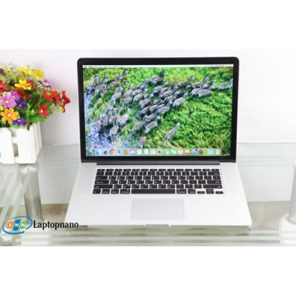 MacBook Pro (Retina, 15-inch, Early 2013, ME698), Core I7-3840MQ, Ram 16gb-768gb SSD, 2VGA-Card Rời 1gb