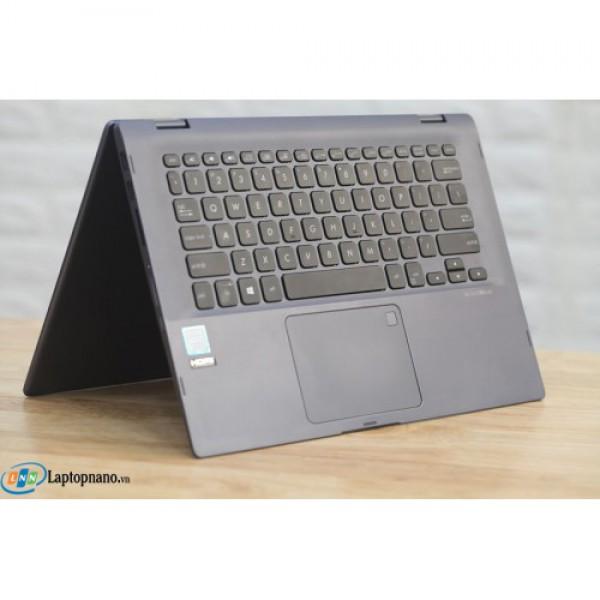Asus VivoBook Flip 14 TP412UA, Core I5-8250U, Cảm ứng X360, Like New