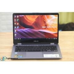 Asus Vivobook Flip 14 TP410UA, Core i3-7100U, Cảm Ứng X360, Like New