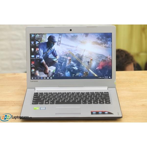 Lenovo Ideapad 310-14IKB (Silver), Core I5-7200U, 2VGA-920MX 2gb, Máy Like New, Nguyên Tem Zin