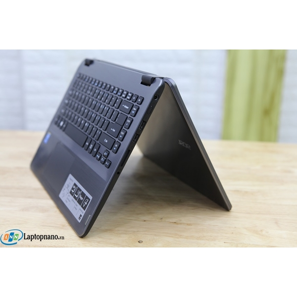 Acer Aspire R3-471T-76BM, Core i7-5500U, Ram 4GB-500GB, Cảm Ứng Xoay 360, Máy Đẹp, Like New