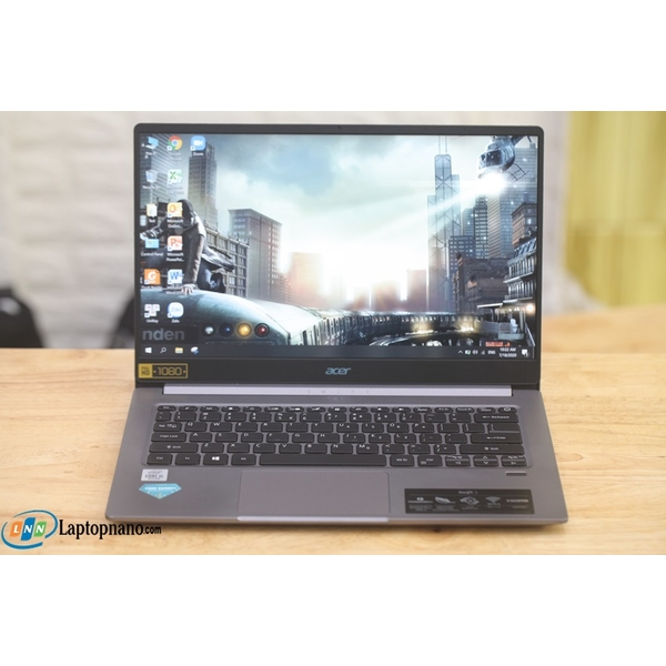 Acer Swift SF314-57, Core I5-1035G1, Ram 8gb-SSD 512, Máy Siêu Mỏng Nhẹ 1,19kg, Còn BH Hãng