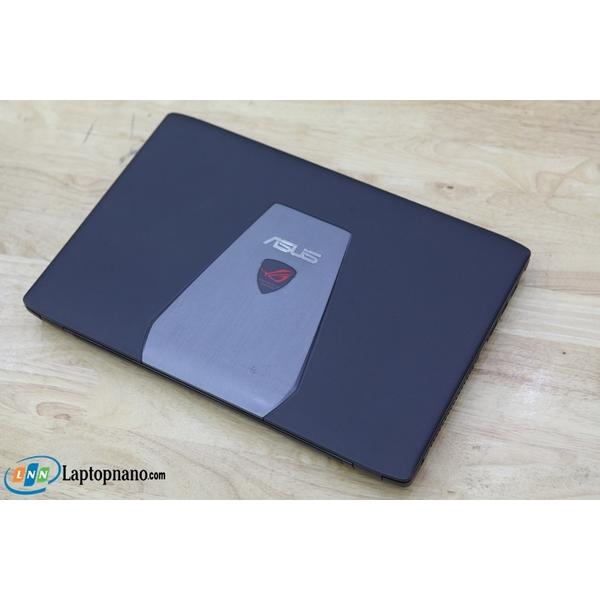 ASUS ROG GL552JX-XO093D, CORE I5-4200H, 2VGA-CARD RỜI 4GB - DÒNG MÁY CHUYÊN GAME, NGUYÊN ZIN