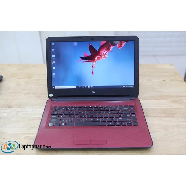HP 14-ac148TU, Core  i5-6200U, Ram 4GB-500GB, Máy Đẹp - Nguyên Zin