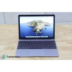 Macbook (Retina, 12-inch, 2017, MNYF2) Core M3-7Y32, Vỏ Nhôm 0,92Kg, Pin 6h30
