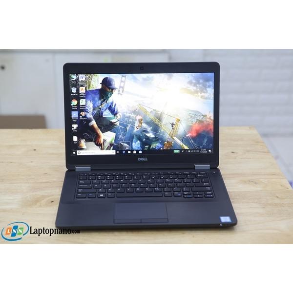 Dell Latitude E5470, CORE I7-6600U, Ram 8GB - 256GB SSD, 2VGA-Card Rời 2GB, Máy Rất Đẹp - Xách Tay Usa