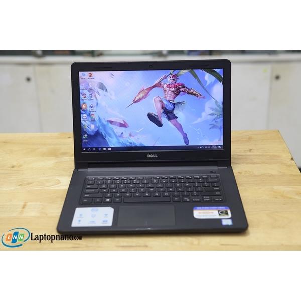 Dell Inspiron 14-3467, Core i5-7200U, Ram 4GB-1TB, Máy Đẹp, Vỏ Chống Trầy - Nguyên Zin