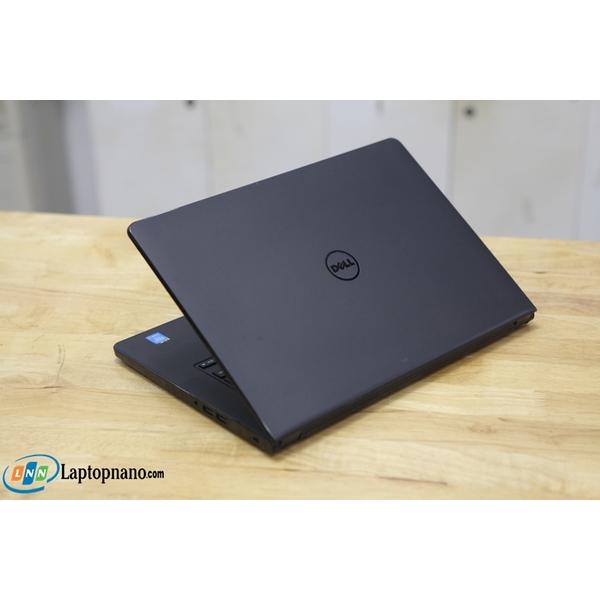 Dell Inspiron 3558, Core i3-5005U, Ram 4GB-500GB, Máy Rất Đẹp, Vỏ Chống Trầy - Nguyên Zin