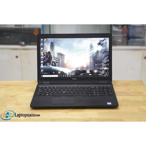 Dell Latitude 5591, Core i5-8400H, Ram 8GB-256GB SSD, 2Vga-Card Rời 2GB GDDR5, Nguyên Zin - Xách Tay US