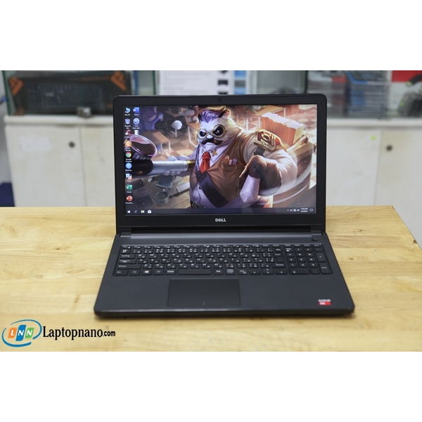 Dell Inspiron 5555 AMD A6-7310 | 4G | 1Tb | 15.6-inch | Like New 99%
