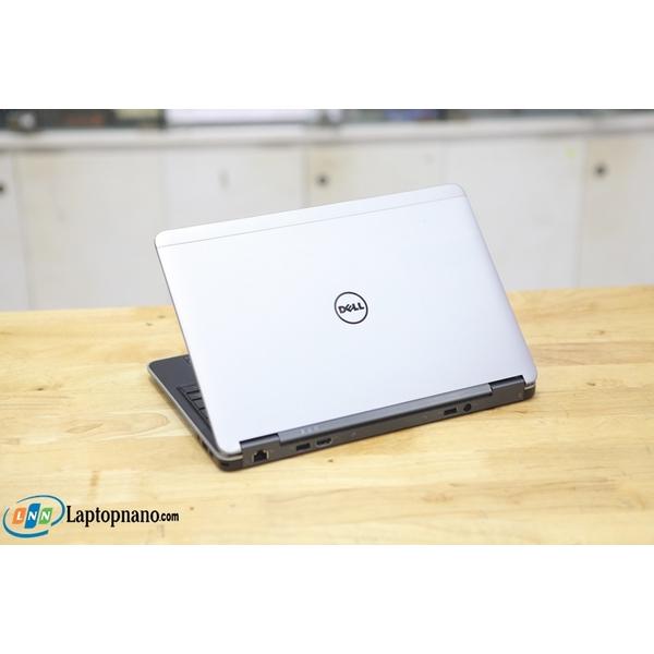 """Dell Latitude E7240, Core i5-4310/ 4G/ 128G-SSD/ 12.5""""inch, Siêu Gọn Nhẹ 1,35Kg Vỏ Nhôm Sang Trọng, Tốc Độ Cực Nhanh"""