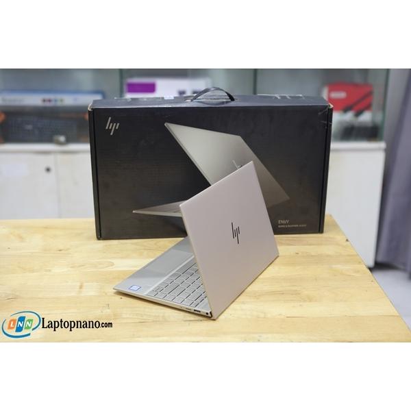 Hp Envy 13-aq0026TU Core i5-8265U, Ram 8GB-256GB SSD, Máy Like New, Full Box - Nguyên Zin
