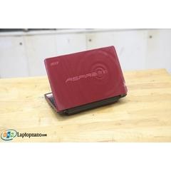 Acer One 722 AMD C-60, Ram 2GB-320GB, Máy 11.6inch Màu Đỏ Rất Đẹp - Nguyên Zin 100%
