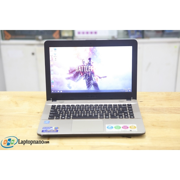 Laptop Asus X441NA-GA070T Petium N4200, Ram 4GB-500GB - Nguyên Zin 100%