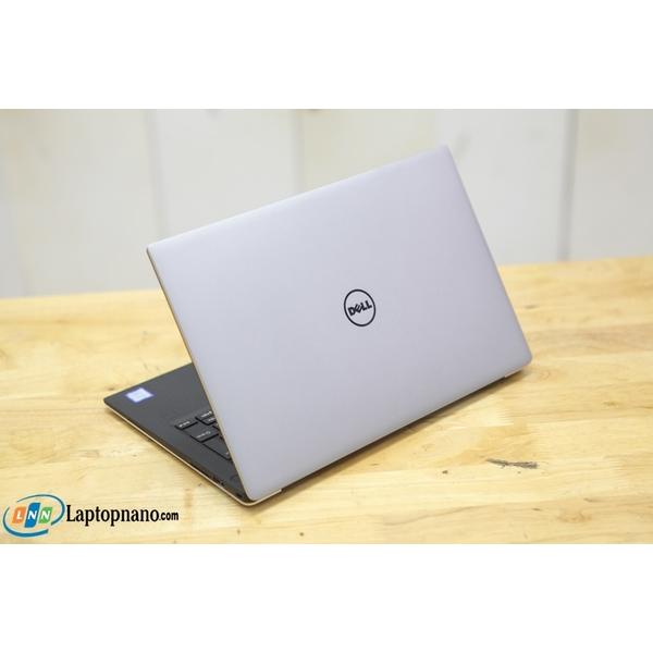 """Dell XPS 13 9360 Core I7-7500U, Ram 16Gb-256Gb-SSD, 13.3""""-QHD-3K Cảm Ứng Đa Điểm, Siêu Nhẹ 1,2Kg, Xách Tay US"""