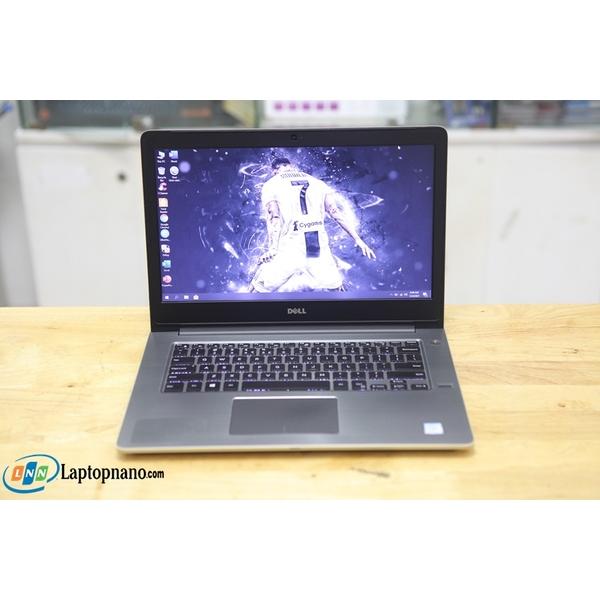 Dell Vostro 5468 Core i7-7500U, Ram 8GB, 256G SSD+1TB HDD, 2Vga-Card Rời 4GB GDDR5, Máy Rất Đẹp - Nguyên Zin