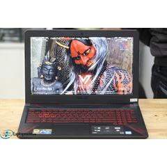 Asus TUF Gaming FX504GE-E4138T Core i5-8300H, 2Vga- GTX 1050 Ti 4GB GDDR5, Máy Rất Đẹp - Nguyên Tem Zin