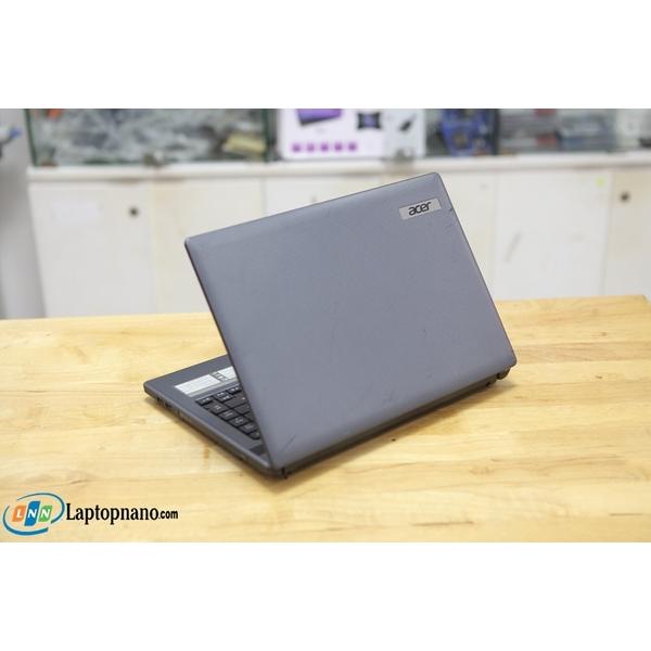Laptop Acer Aspire 4250 AMD E-450, Ram 2GB-320GB, Máy Đẹp - Nguyên Zin 100%