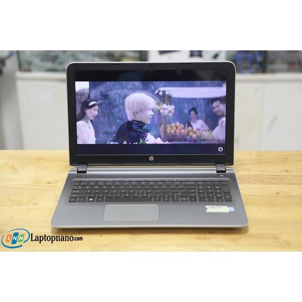 Hp Pavilion 15-ab223TU Core i5-6200U, Ram 4GB-500GB, Máy Rất Đẹp - Nguyên Zin 100%