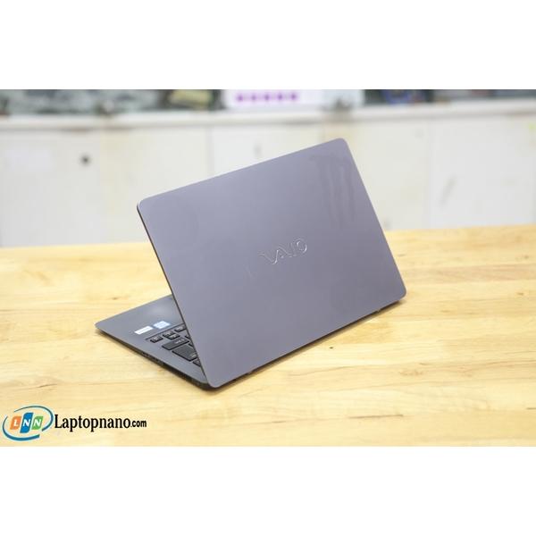 Sony Vaio VJZ131A11N Core i7-6567U, Ram 8GB-256GB, Máy Siêu Mỏng Nhẹ - Nguyên Zin 100%