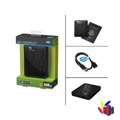 Ổ CỨNG DI ĐỘNG WD Elements 500GB 2.5 USB 3.0