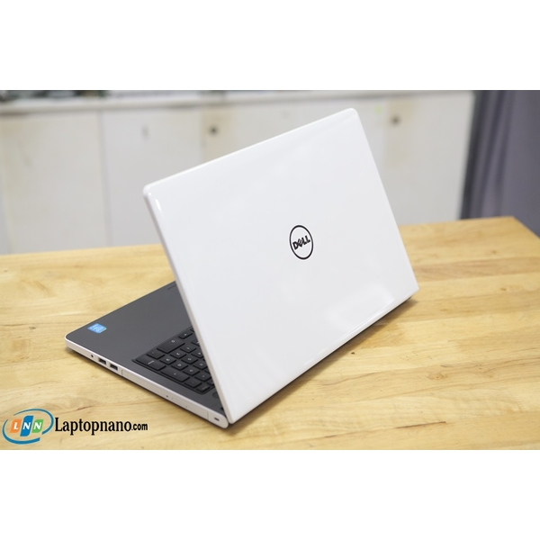 Dell Inspiron 5558 Core i5-5250U, Ram 8GB-1TB, Máy Màu Trắng Rất Đẹp - Nguyên Zin 100%