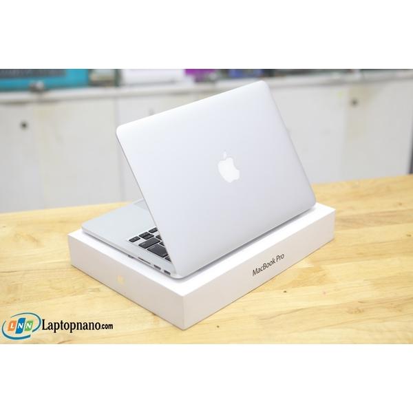 Macbook Pro (Retina, 13-inch, Late 2013, ME864) Core i5-4258U, Ram 8GB-256GB SSD, Like New 99% - Full Box, Xách Tay Japan