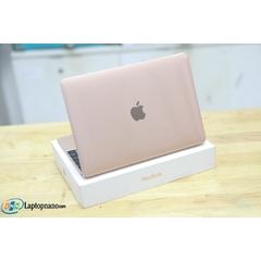 Macbook (Retina, 12-inch, 2017, MNYF2) Rose Gold Core M3-7Y32, Vỏ Nhôm 0,92Kg, Pin 10h00