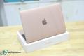 """Macbook (Retina, 12-inch, 2017, MNYF2) Rose Gold Core M3-7Y32, Vỏ Nhôm 0,92Kg, Pin 10h00"""", Máy Like New 99%, Full Box, Xách Tay USA"""