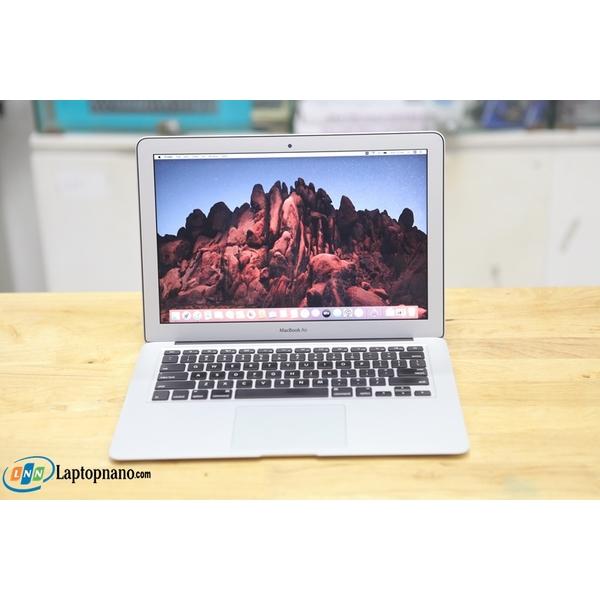 Macbook Air (13-inch, Early 2015, 2.2Ghz) Core i7-5650U, Ram 8GB-128GB SSD, Like New 99%, Nguyên Zin 100% - Xách Tay USA