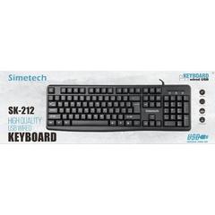Keyboard Simitek USB Chính Hãng